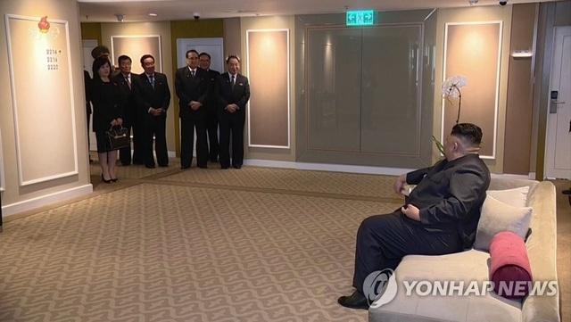 Triều Tiên chiếu bộ phim đặc biệt dài 78 phút về chuyến thăm Việt Nam của ông Kim Jong-un - 3