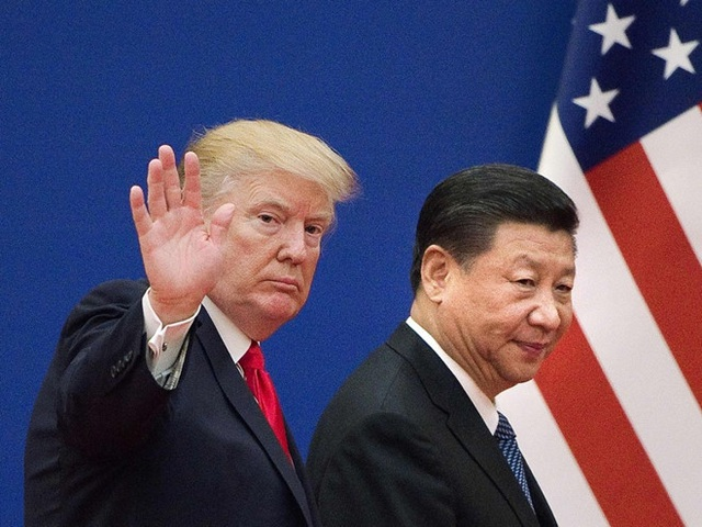 Ông Trump để ngỏ hai khả năng về thỏa thuận thương mại với Trung Quốc  - 1