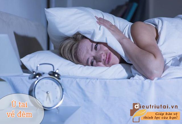Ù tai về đêm là bị bệnh gì? Điều trị bằng cách nào? - 2