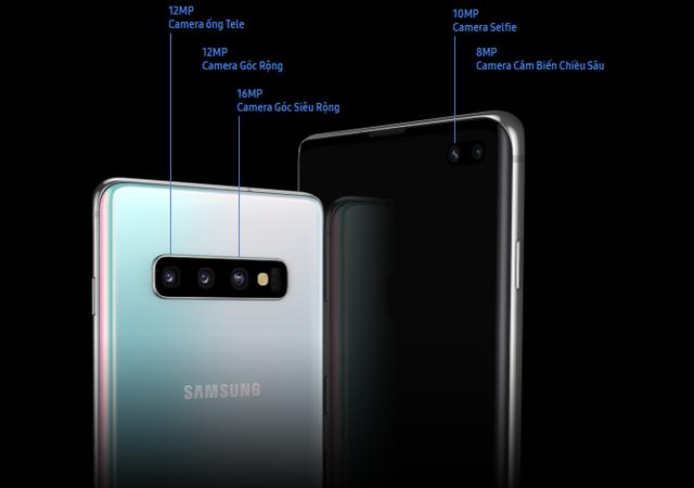 Những con số thể hiện sức mạnh của Samsung Galaxy S10 - 2