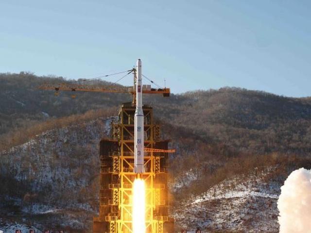 Bãi phóng tên lửa của Triều Tiên bị nghi hoạt động trở lại - 1