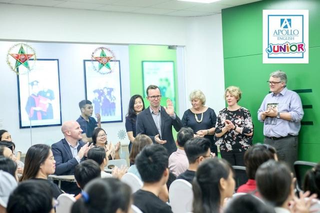 Chứng chỉ Apollo English được công nhận tại 23 trường New Zealand và Australia - 2