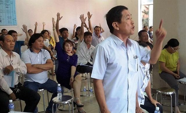 Chuyên gia bất động sản Nguyễn Duy Thành bày cách hoá giải tranh chấp chung cư - 1