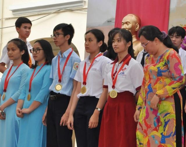 """Đông Du - ngôi trường tư thục """"phố núi"""" có học sinh đạt giải HSG quốc gia - 2"""