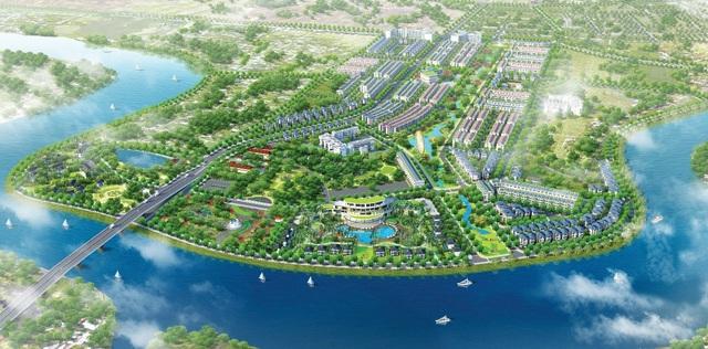 Hải Phát Land phân phối chính thức dự án River Silk City – Sông Xanh tại Hà Nam - 1