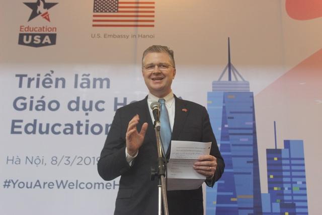 Đại sứ Mỹ: 30.000 du học sinh Việt Nam là những đại sứ gắn kết quan hệ song phương - 1