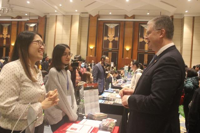 Đại sứ Mỹ: 30.000 du học sinh Việt Nam là những đại sứ gắn kết quan hệ song phương - 11