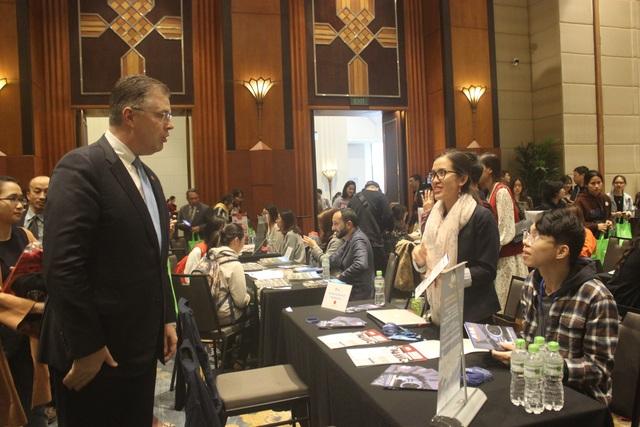Đại sứ Mỹ: 30.000 du học sinh Việt Nam là những đại sứ gắn kết quan hệ song phương - 10