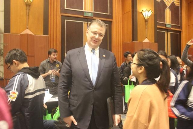 Đại sứ Mỹ: 30.000 du học sinh Việt Nam là những đại sứ gắn kết quan hệ song phương - 6