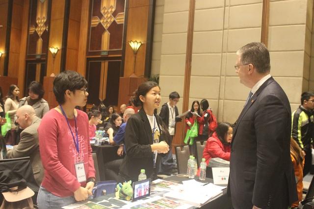 Đại sứ Mỹ: 30.000 du học sinh Việt Nam là những đại sứ gắn kết quan hệ song phương - 9