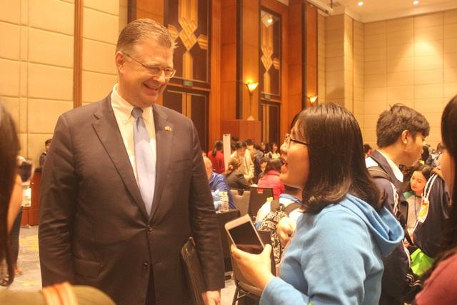 Đại sứ Mỹ: 30.000 du học sinh Việt Nam là những đại sứ gắn kết quan hệ song phương - 5