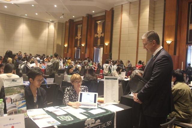 Đại sứ Mỹ: 30.000 du học sinh Việt Nam là những đại sứ gắn kết quan hệ song phương - 7