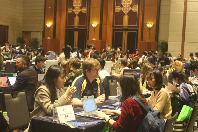 Đại sứ Mỹ: 30.000 du học sinh Việt Nam là những đại sứ gắn kết quan hệ song phương - 12
