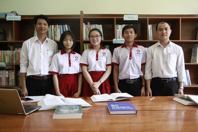 """Đông Du - ngôi trường tư thục """"phố núi"""" có học sinh đạt giải HSG quốc gia - 1"""