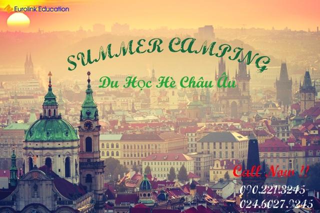 Trại hè tiếng Đức – Chinh phục Châu Âu trong 6 tuần - 1