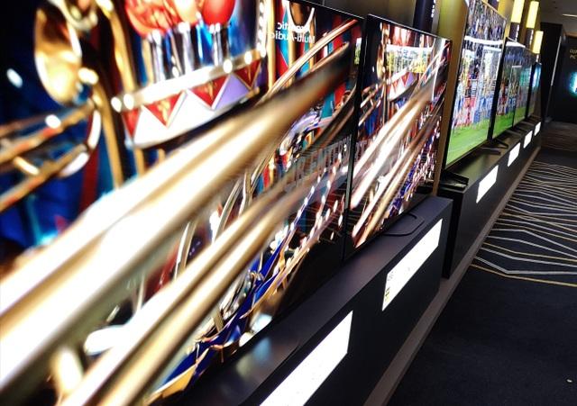 """Sony giới thiệu TV Bravia với khả năng chiết xuất """"âm thanh từ hình ảnh""""  - 3"""