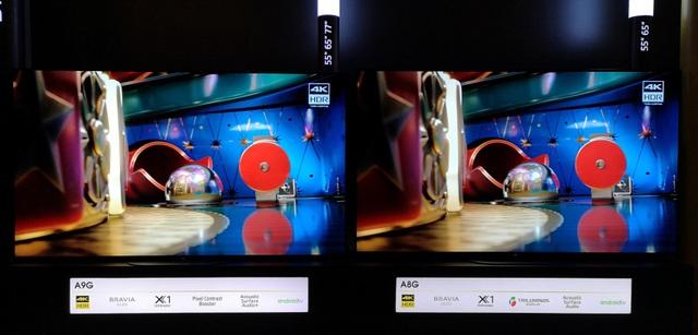 """Sony giới thiệu TV Bravia với khả năng chiết xuất """"âm thanh từ hình ảnh""""  - 4"""