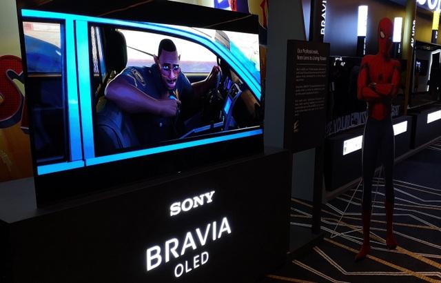"""Sony giới thiệu TV Bravia với khả năng chiết xuất """"âm thanh từ hình ảnh""""  - 6"""