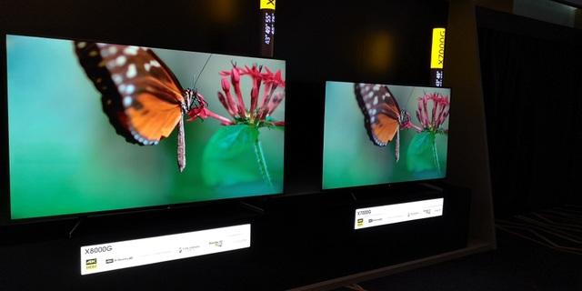 """Sony giới thiệu TV Bravia với khả năng chiết xuất """"âm thanh từ hình ảnh""""  - 8"""