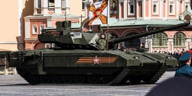 Nga lắp nhà vệ sinh cho siêu tăng T-14 Armata - 1