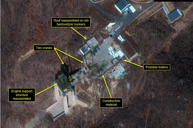 """Nghi vấn Triều Tiên nối lại chương trình hạt nhân: Nỗi lo bị """"thổi phồng"""" quá mức? - 1"""