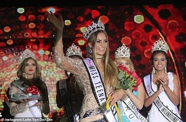 Chân dung Hoa hậu Hoàn vũ Tuổi Teen qua đời ngay trước tuổi 20 - 3