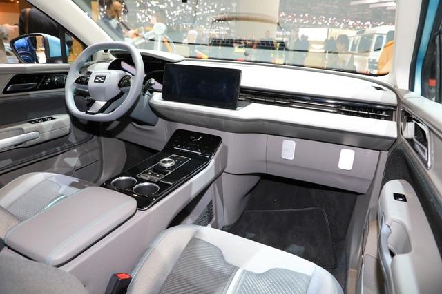 Xe chạy điện Aiways U5 của Trung Quốc có gì để chinh phục thị trường châu Âu? - 16