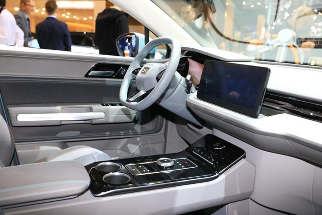 Xe chạy điện Aiways U5 của Trung Quốc có gì để chinh phục thị trường châu Âu? - 13