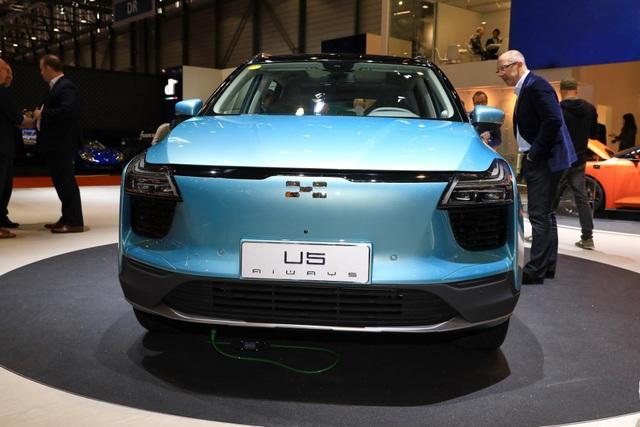 Xe chạy điện Aiways U5 của Trung Quốc có gì để chinh phục thị trường châu Âu? - 10