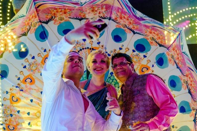 Đám cưới tỷ phú Ấn độ ở Phú Quốc: Kéo dài nhiều ngày, thuê 2 máy bay chở 700 khách mời - 12