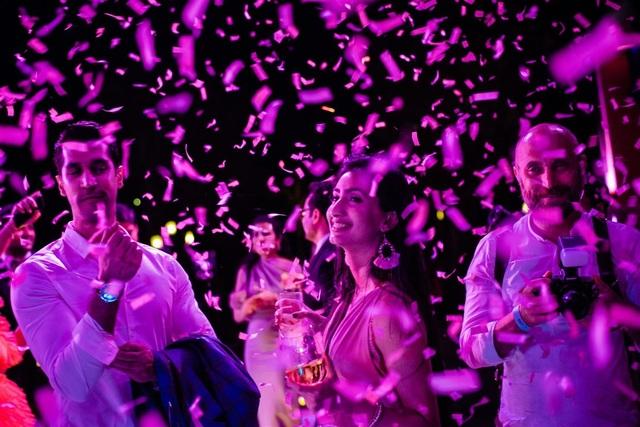 Đám cưới tỷ phú Ấn độ ở Phú Quốc: Kéo dài nhiều ngày, thuê 2 máy bay chở 700 khách mời - 11