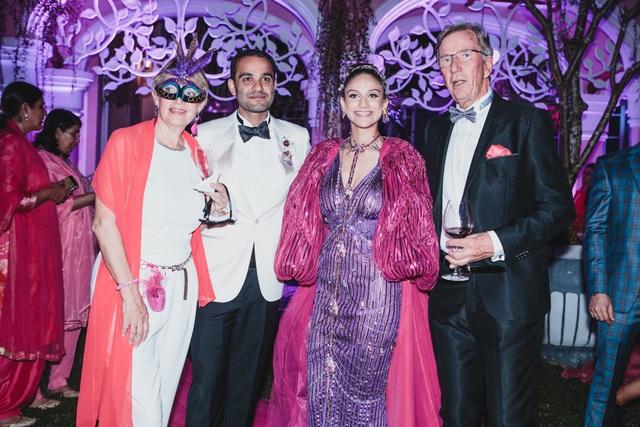 Những hình ảnh xa xỉ trong tiệc cưới của cặp tỷ phú Ấn Độ tại Phú Quốc  - 12