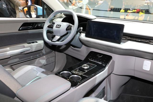 Xe chạy điện Aiways U5 của Trung Quốc có gì để chinh phục thị trường châu Âu? - 12