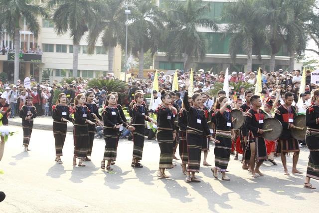 Ấn tượng Lễ hội đường phố đa sắc màu tại thủ phủ cà phê Việt Nam - 3