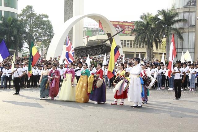 Ấn tượng Lễ hội đường phố đa sắc màu tại thủ phủ cà phê Việt Nam - 5