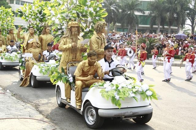 Ấn tượng Lễ hội đường phố đa sắc màu tại thủ phủ cà phê Việt Nam - 9