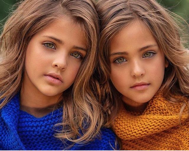 Ngắm hai nhóc tì sinh đôi đáng yêu, nổi tiếng nhất thế giới - 2