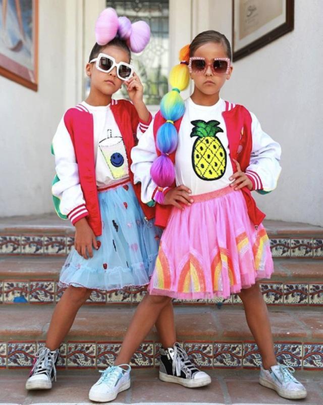 Ngắm hai nhóc tì sinh đôi đáng yêu, nổi tiếng nhất thế giới - 3