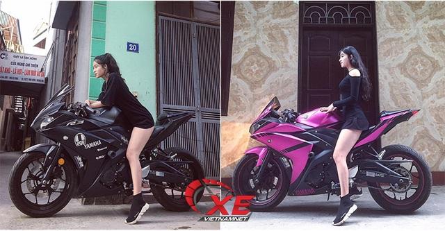 Quý cô Hà Nội chơi mô tô ngầu và chất khiến nam nhân phải nể phục - 10