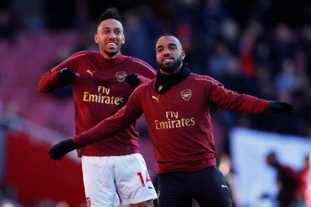 Arsenal 2-0 Man Utd: Trả giá vì những sai lầm - 12