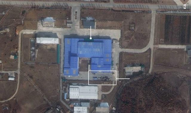 Báo Mỹ nghi một cơ sở tên lửa đạn đạo của Triều Tiên hoạt động  - 1