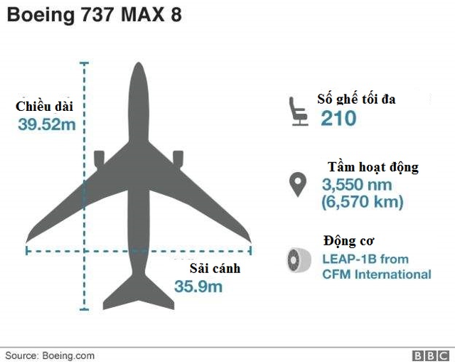 346 người chết trong 5 tháng sau hai thảm họa hàng không của Boeing 737 Max 8 - 3