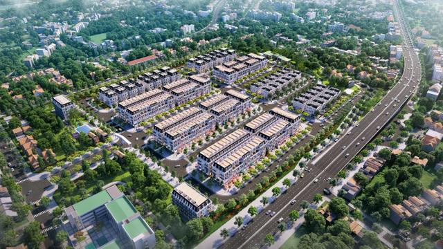 Chính thức ra mắt dự án Central City, TP. Uông Bí, Quảng Ninh - 2
