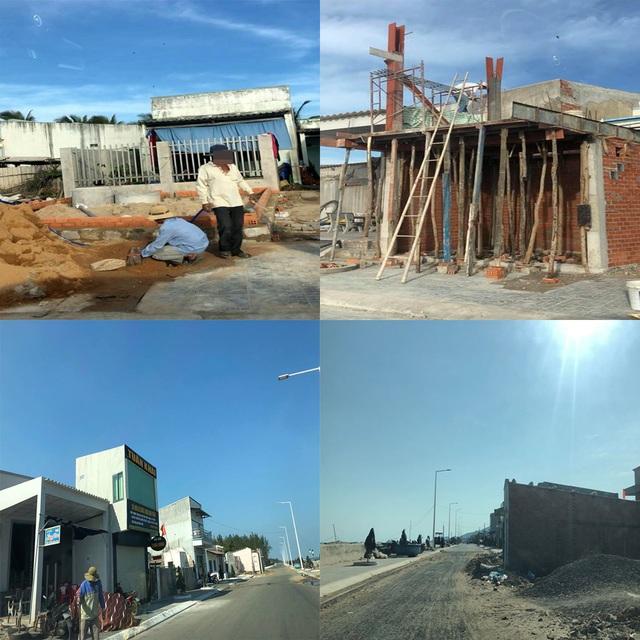 Ồ ạt xây nhà chiếm đường ven biển tại Bà Rịa - Vũng Tàu : Phạt cứ phạt, xây vẫn cứ xây! - 5
