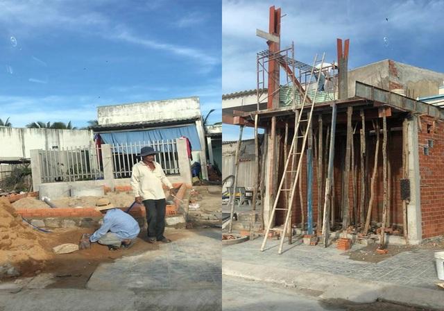 Ồ ạt xây nhà chiếm đường ven biển tại Bà Rịa - Vũng Tàu : Phạt cứ phạt, xây vẫn cứ xây! - 2