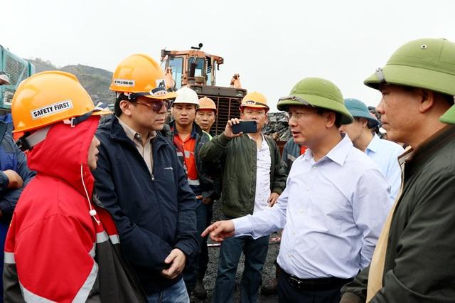 Khai thác vượt mức gần 80.000 tấn than, doanh nghiệp bị xử phạt 260 triệu đồng - 4