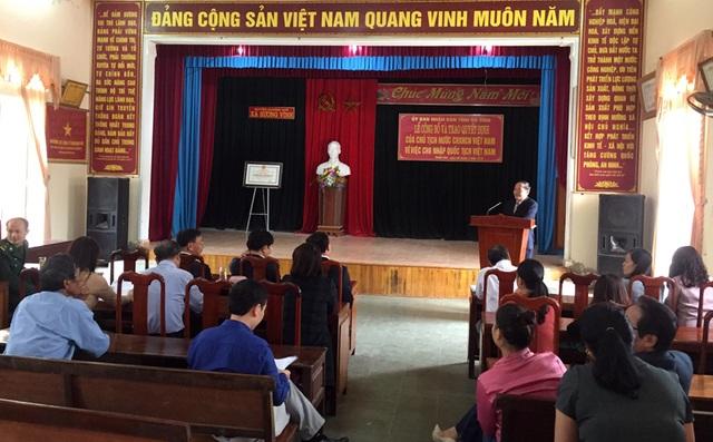 Nước mắt mừng tủi ngày nhận quốc tịch Việt Nam sau hàng chục năm chờ đợi - 1