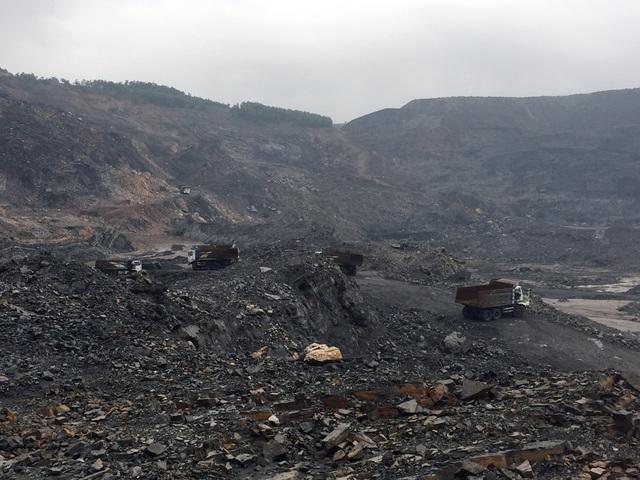 Khai thác vượt mức gần 80.000 tấn than, doanh nghiệp bị xử phạt 260 triệu đồng - 2