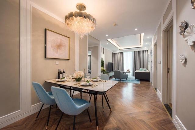 King Palace ra mắt căn hộ mẫu ấn tượng tại Hà Nội - 3