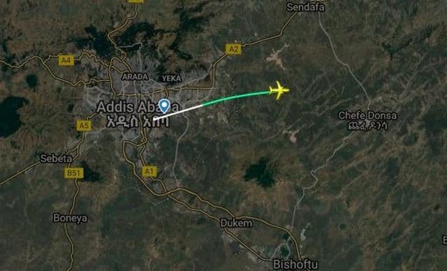 Rơi máy bay chở khách tại Ethiopia, 157 người thiệt mạng - 6